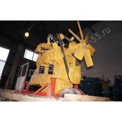 Двигатель Shanghai SC11CB184G2B1/C6121ZG57 (ОРИГИНАЛ)