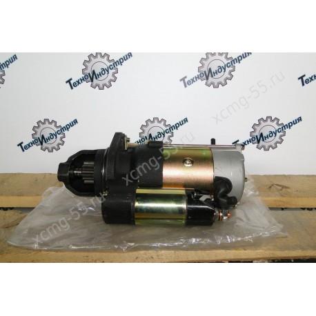 Стартер двигателя M93R3007 (бендикс закрытый 10 зуб, 24V, 6KW) Deutz TD226 SDLG