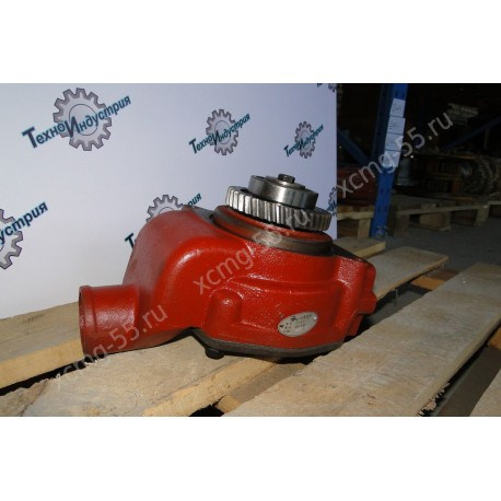 Насос водяной (помпа) двигателя Shanghai C6121 (А)