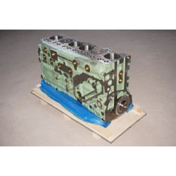 Блок (шорт блок) цилиндров в сборе двигателя Sinotruk D12 Евро-3 (HUATAI)